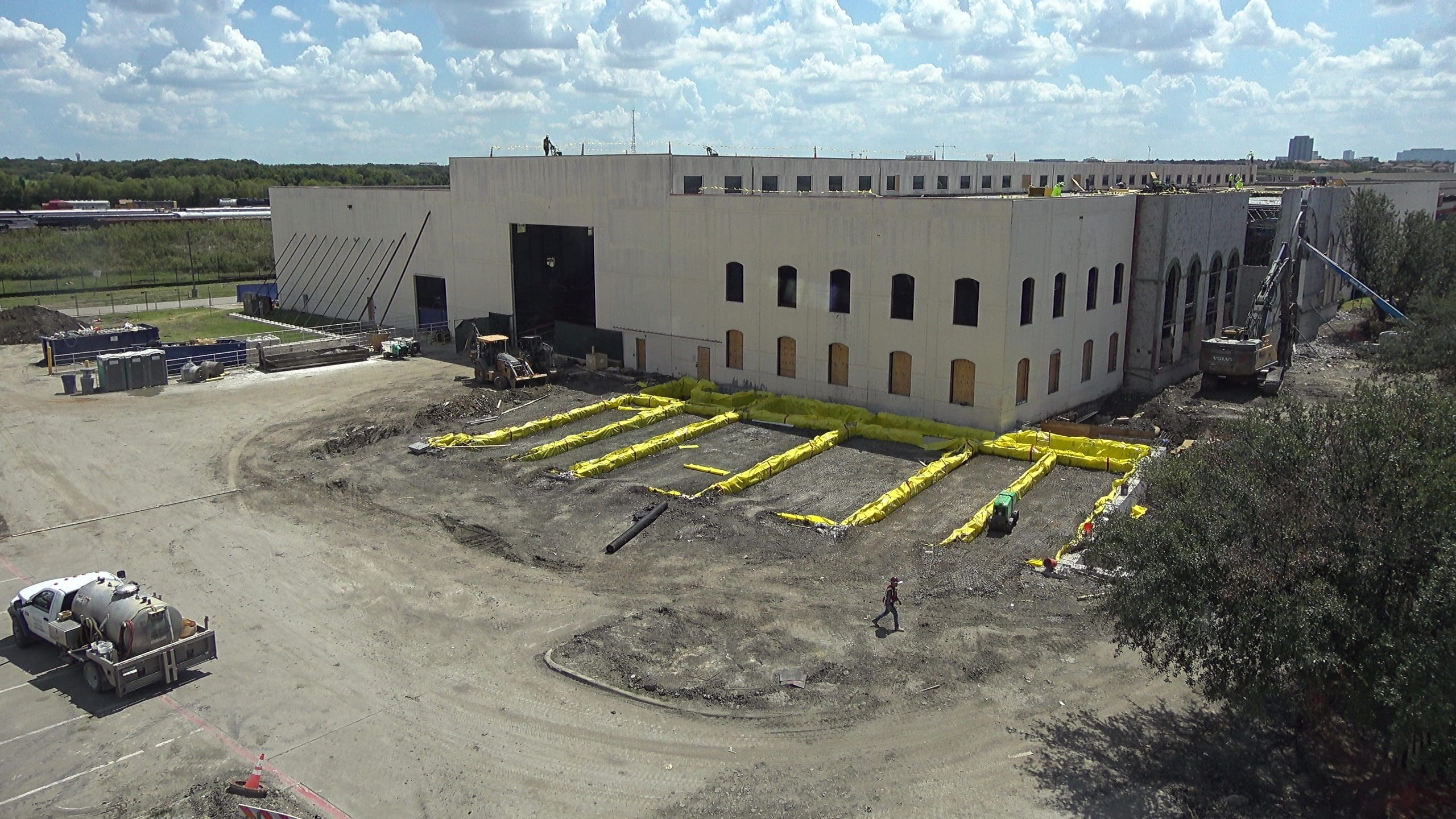 Byrne Construction Services-Frisco Public Library-Camera 2-August_31_2021_01_22_00_PM