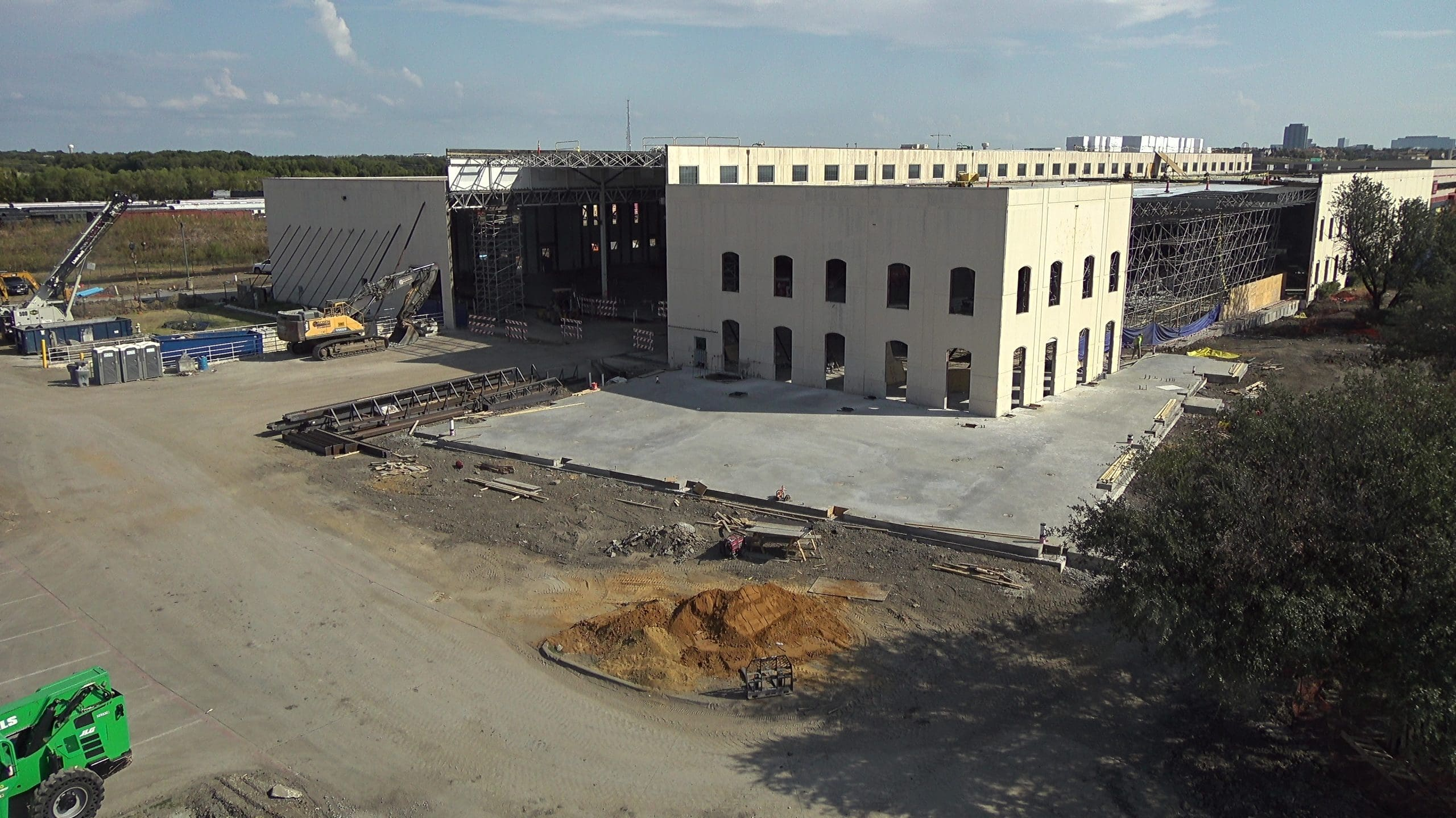 Byrne Construction Services-Frisco Public Library-Camera 2-September_29_2021_04_02_00_PM